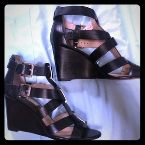 Michael Kors strappy wedge